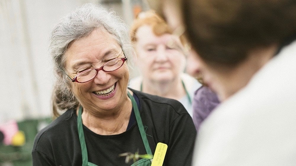 How volunteers power the Friends of Birmingham Botanical Gardens 50th Anniversary Spring Plant Sale on April 12-14