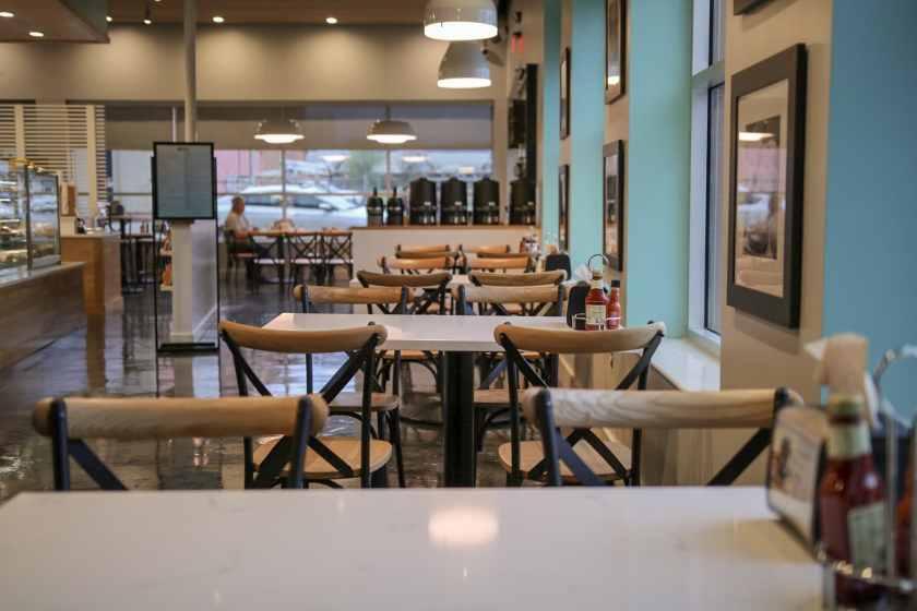 Birmingham, Crestline Bagel, bagels, food, Innovation Depot, restaurants