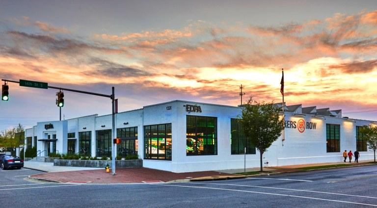 Birmingham, Alabama, Bakers Row, EDPA, Economic Development Partnership of Alabama