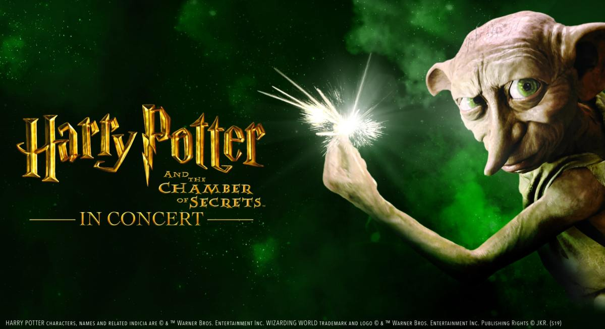 Hey there, Hogwarts fans! Alabama Symphony Orchestra presents 'Harry Potter and the Chamber of Secrets in Concert' April 12-13