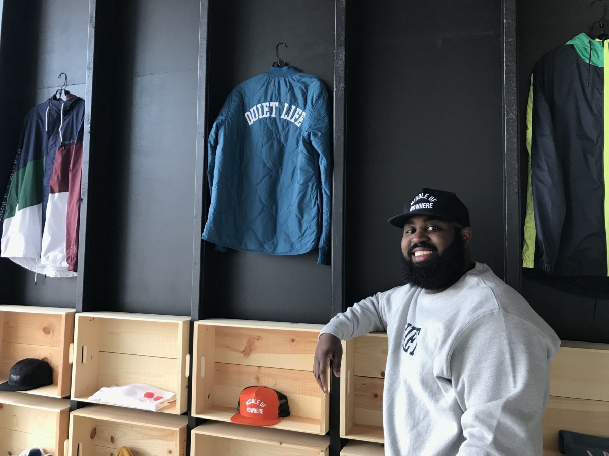 Sidekicks sneaker and apparel shop opens in Avondale at 400 41st St. S.