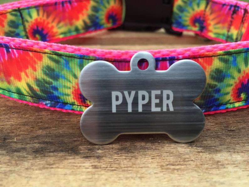 Birmingham, Sadie Bug's Collars, Etsy, pets, dogs, animals, collars, leashes, collar tags