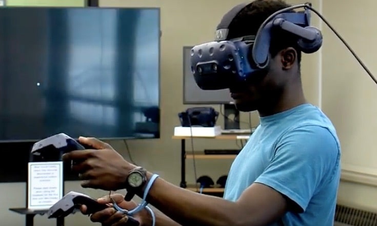 Birmingham, Alabama, UAB Virtual Reality Studio
