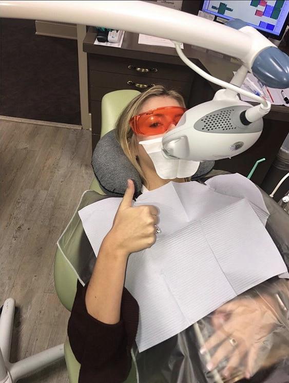 Teeth Whitening Service at Vestavia Family Dentistry & Facial Aesthetics