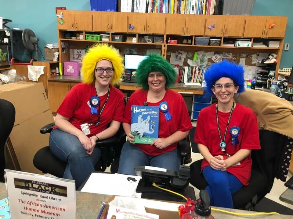 Birmingham, Birmingham Public Library, Dr. Seuss, Dr. Seuss's birthday