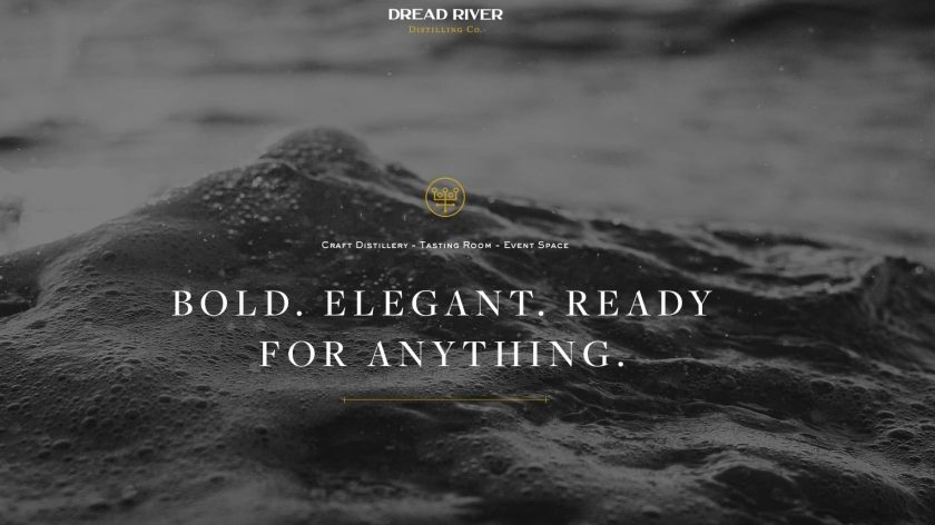 """Bold. Elegant. and ready for anything."" Yas, Dread River. Yas."