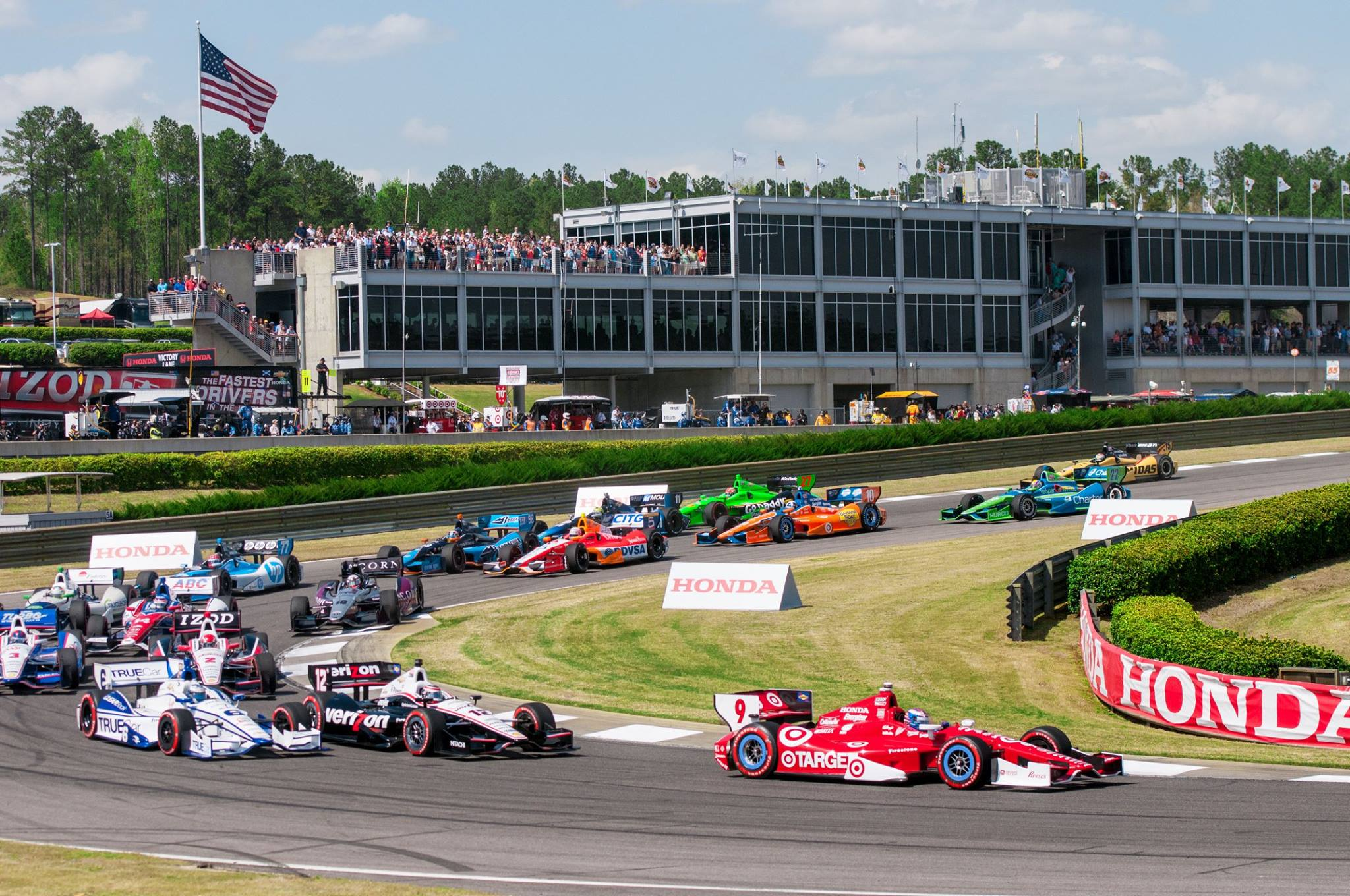 Barber Motorsports Park >> Run The Track At The First Ever Indy 5k Race At Barber Motorsports