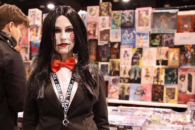 8 costume events in Birmingham, plus one online cosplay gathering