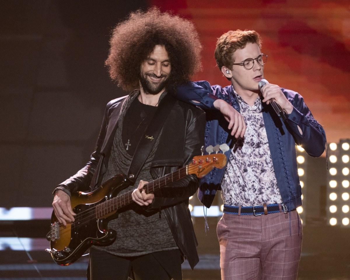 Birmingham's Walker Burroughs voted off American Idol