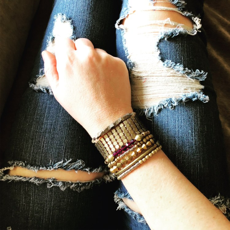 Birmingham, Etsy, Melanie Valekis, jewelry, bracelets, top seller, best seller, crafts