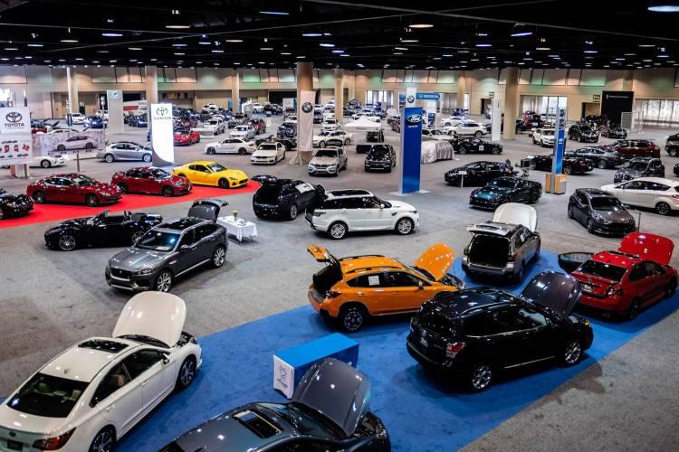 Birmingham, Alabama Auto Show, cars