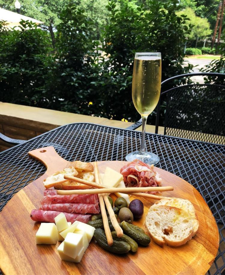 Birmingham, Freddy's Wine Bar, cheese, wine, food, drinks, charcuterie