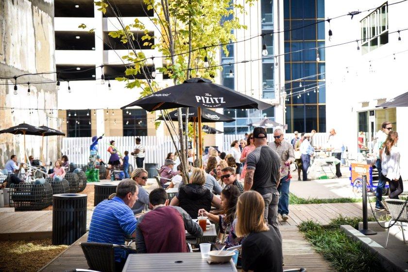 Birmingham, The Pizitz, Cinco de Mayo