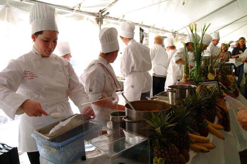 Birmingham, Corks & Chefs: A Taste of Birmingham, food, dessert, festivals