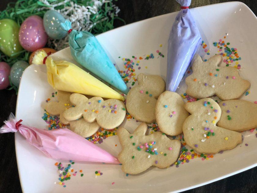 Birmingham, Savage's Bakery, cookies, food, cookie decorating, Easter
