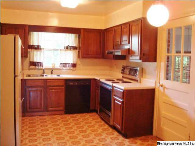Birmingham, Alabama, Bluff Park, home makeover, house renovation, before photo, kitchen