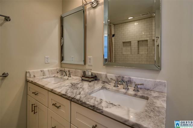 Birmingham, Alabama, Bluff Park, home makeover, house renovation, after photo, bathroom