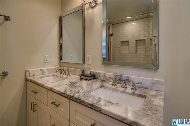 Birmingham, Alabama, Bluff Park, home makeover, house renovation, after photo, bathroom