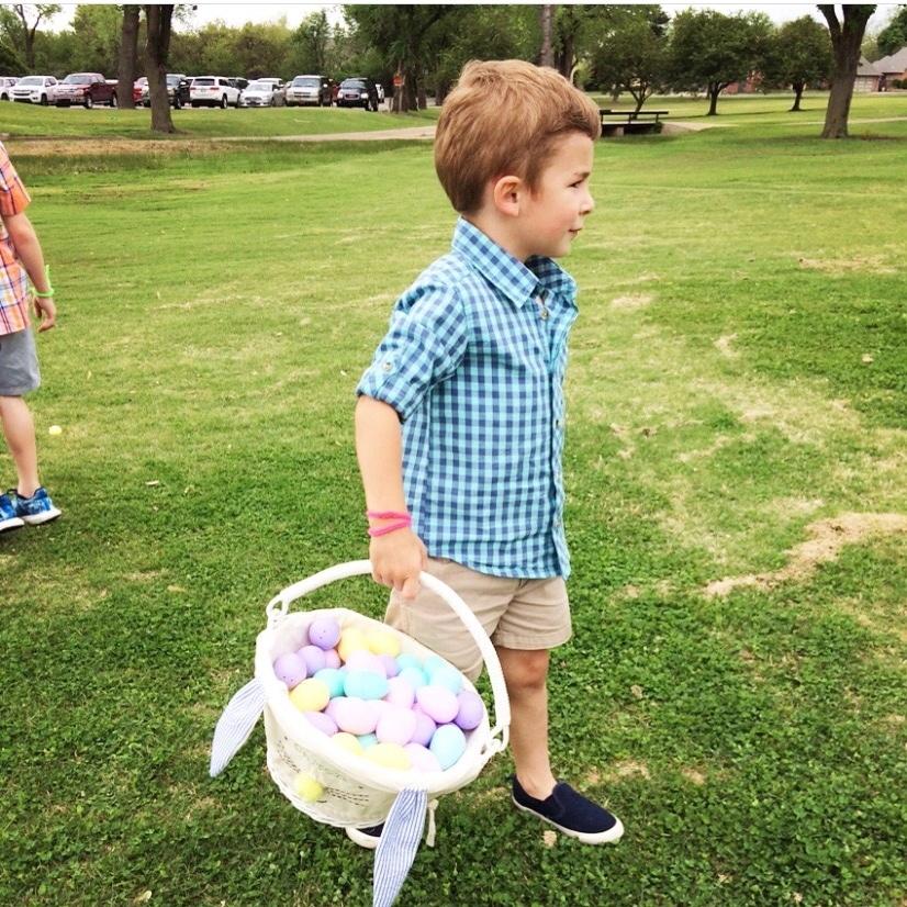 Birmingham, Easter, Easter egg hunt