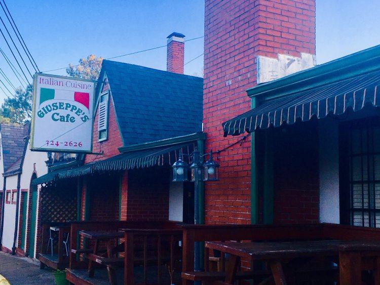 Giuseppe Cafe Birmingham