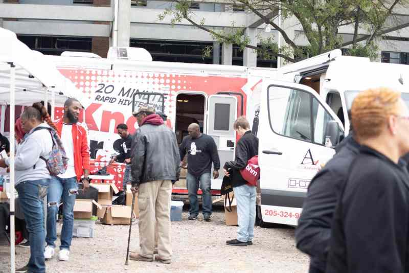AIDS Alabama provides a number of programs and services in the community.