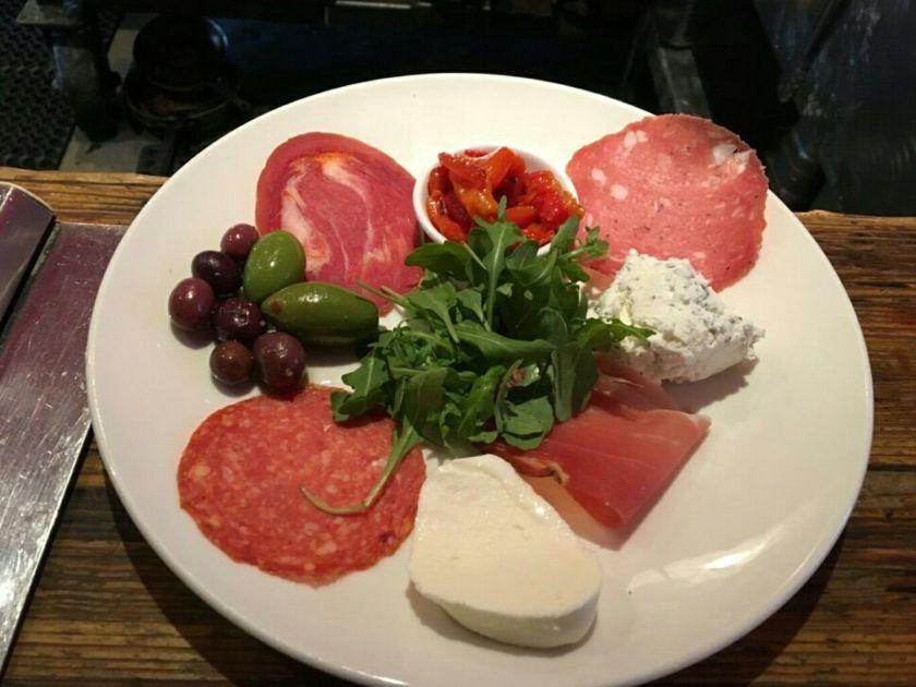 Birmingham, Betolla, charcuterie, food, drinks, cheese