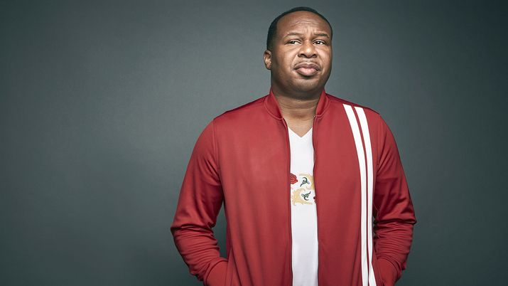 Roy Wood Jr. Headshot