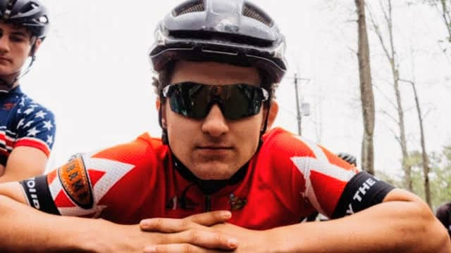 Alex Green is one of the champions of high school competitive mountain biking in Alabama and around the country.