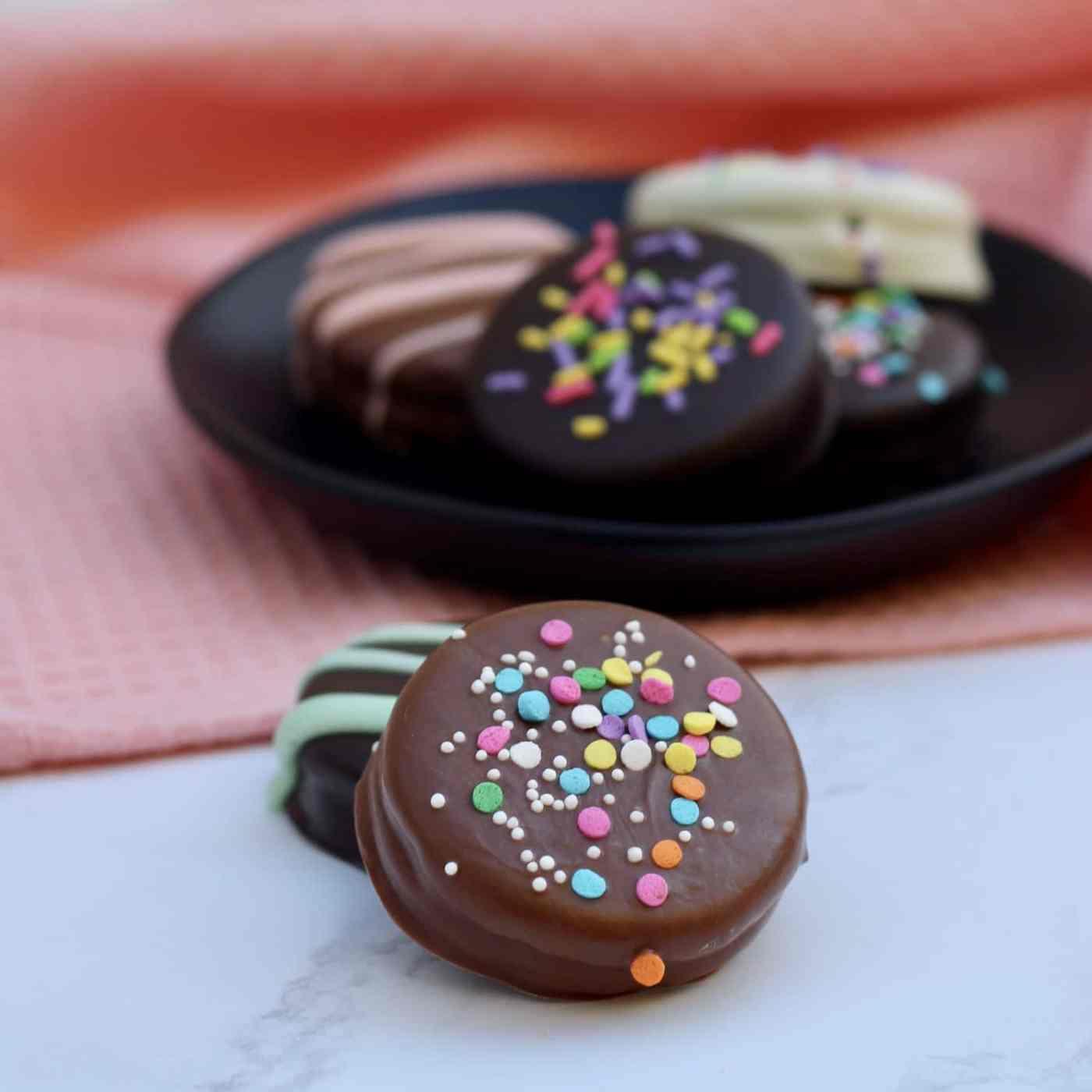Birmingham, The Birmingham Candy Company, Oreos, chocolate, Easter