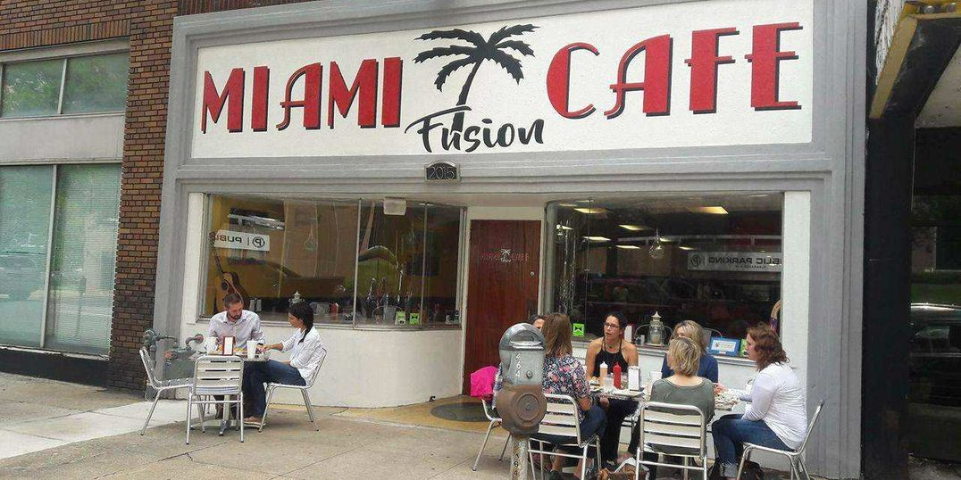 Miami Fusion Café planning  expansions, including a food truck