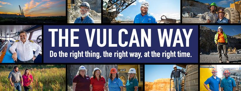 Vulcan Materials is partnering with HBCUs.