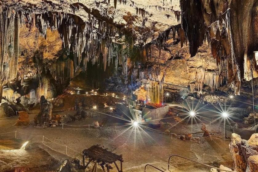Birmingham, DeSoto Caverns