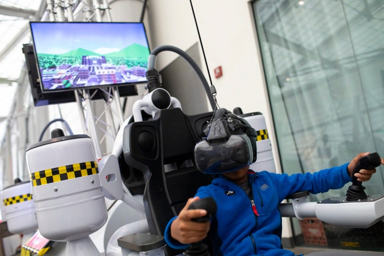 Birmingham, McWane Science Center, Bionic Me, technology, science