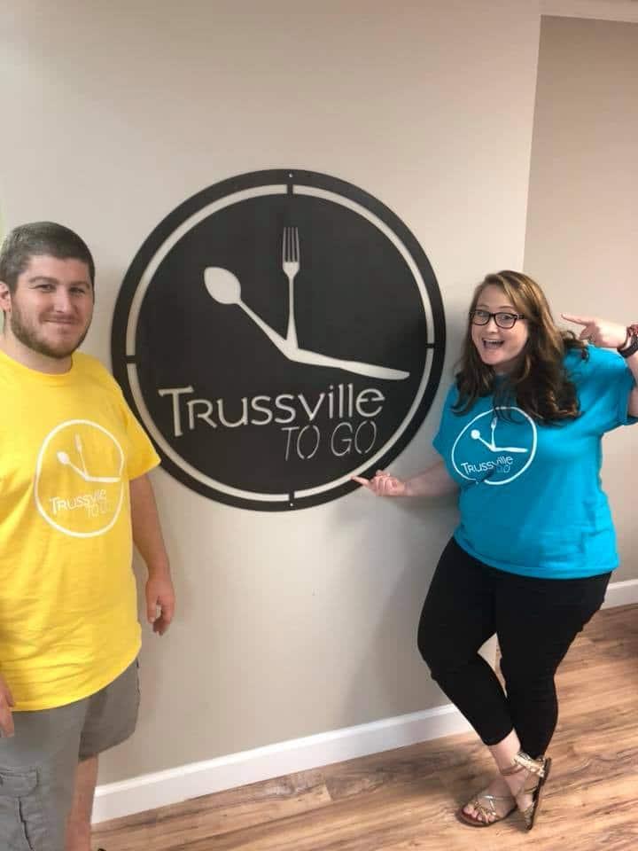 Birmingham, Trussville, Trussville To Go, delivery, food