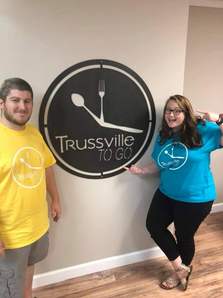 Birmingham, Trussville, Trussville To Go, delivery, food