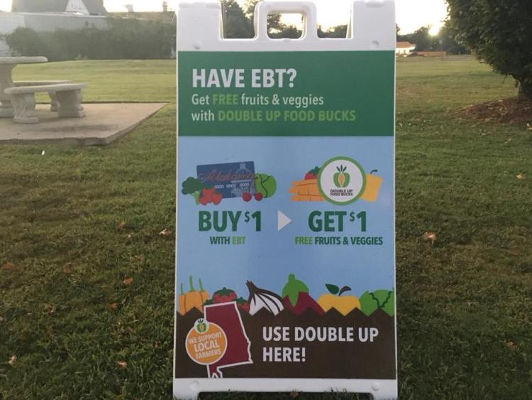 EBT works at some farmers markets, and double up food bucks can get you free fruits and veggies.
