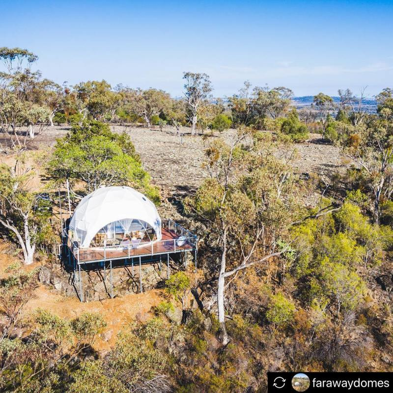 Who wouldn't want to stay in this lovely tiny home in New South Wales?