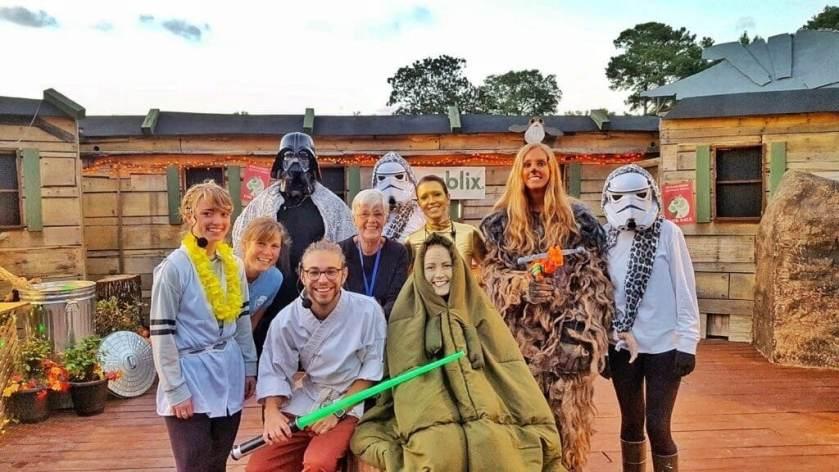 Birmingham, Birmingham Zoo, Star Wars, Star Wars day, May 4