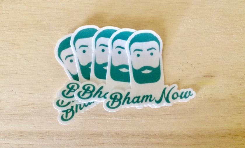 Birmingham, Bham Now, logo