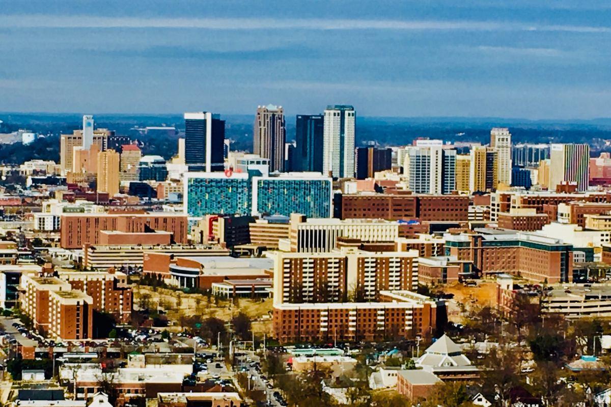 Birmingham, city