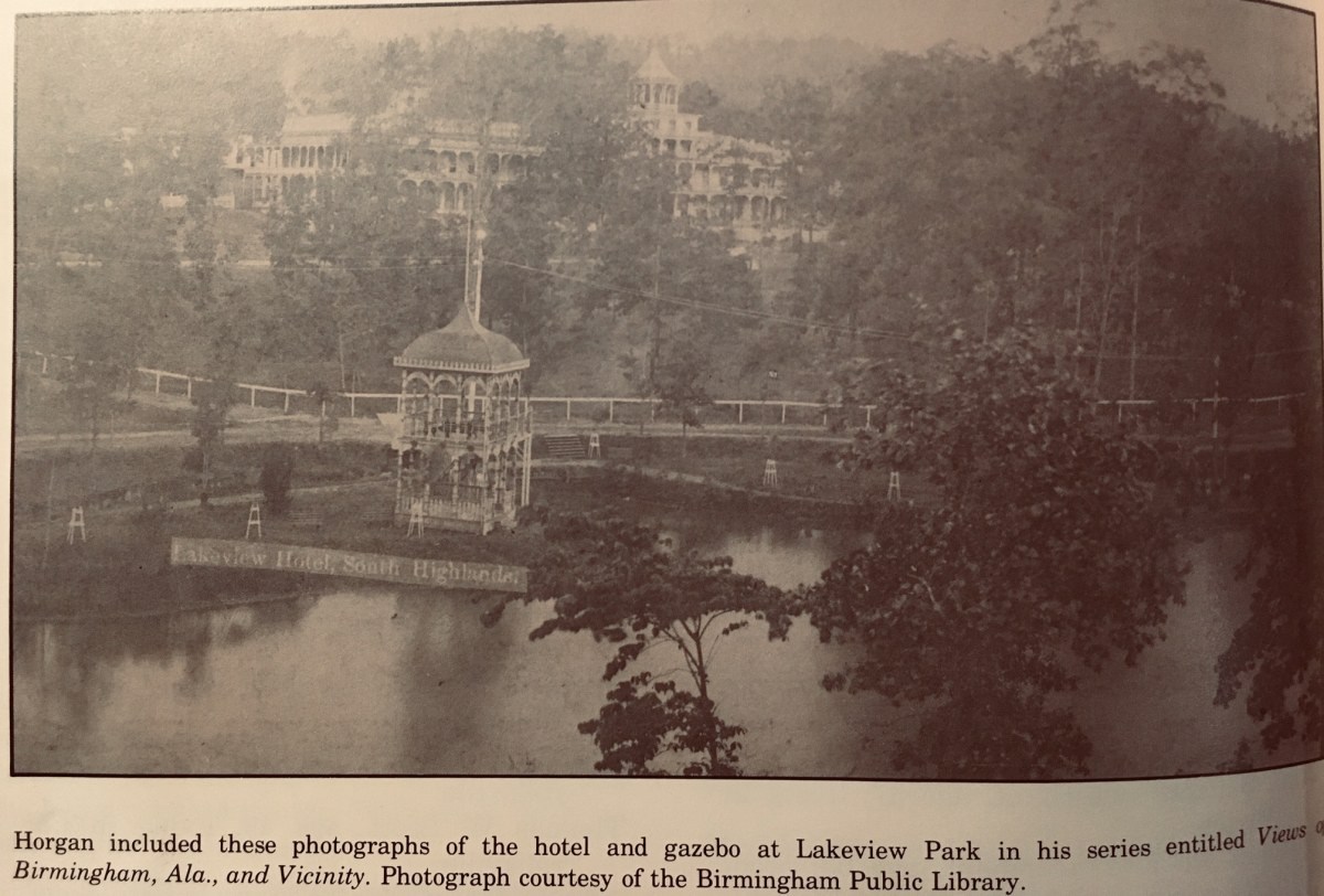 Re-discovering the lost lakes, parks and springs of Birmingham