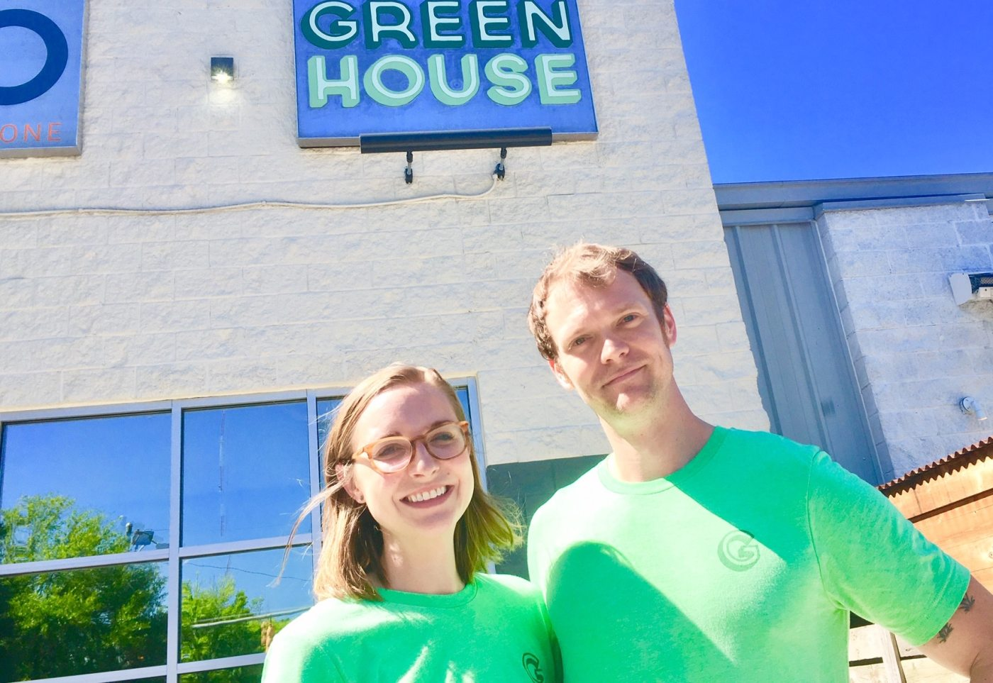 Green House Opening in Homewood