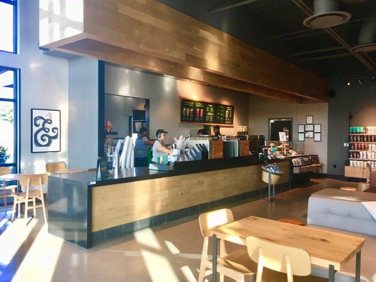 Starbucks Crossplex