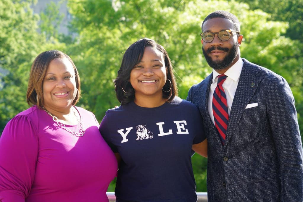 Birmingham senior Jillian Jolly accepts $300,000 full ride to Yale University with help of citywide program