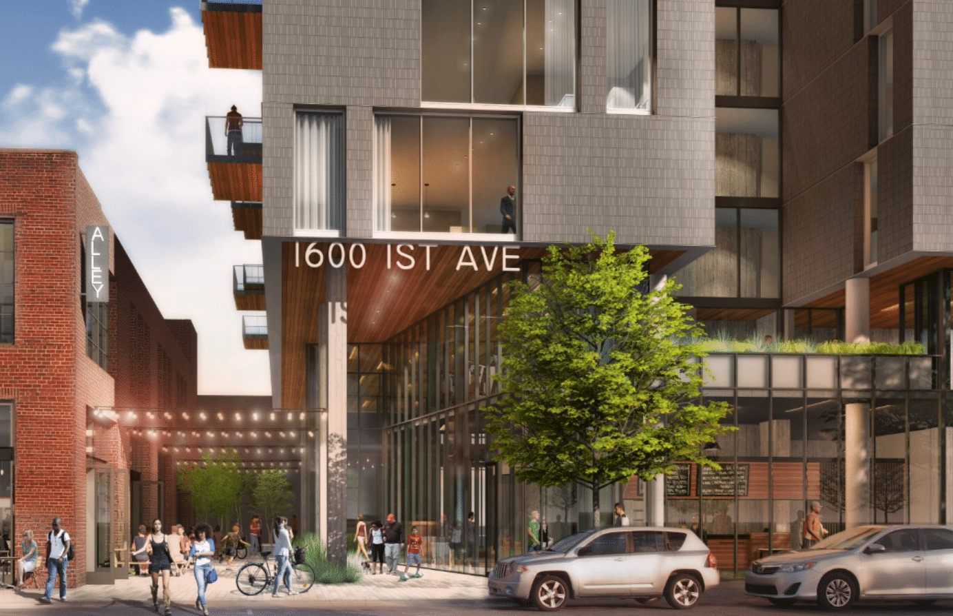 Boutique hotel mixed use development coming to parkside - Hotel design planning and development ebook ...