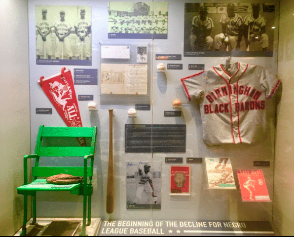 Birmingham Negro Southern League Museum