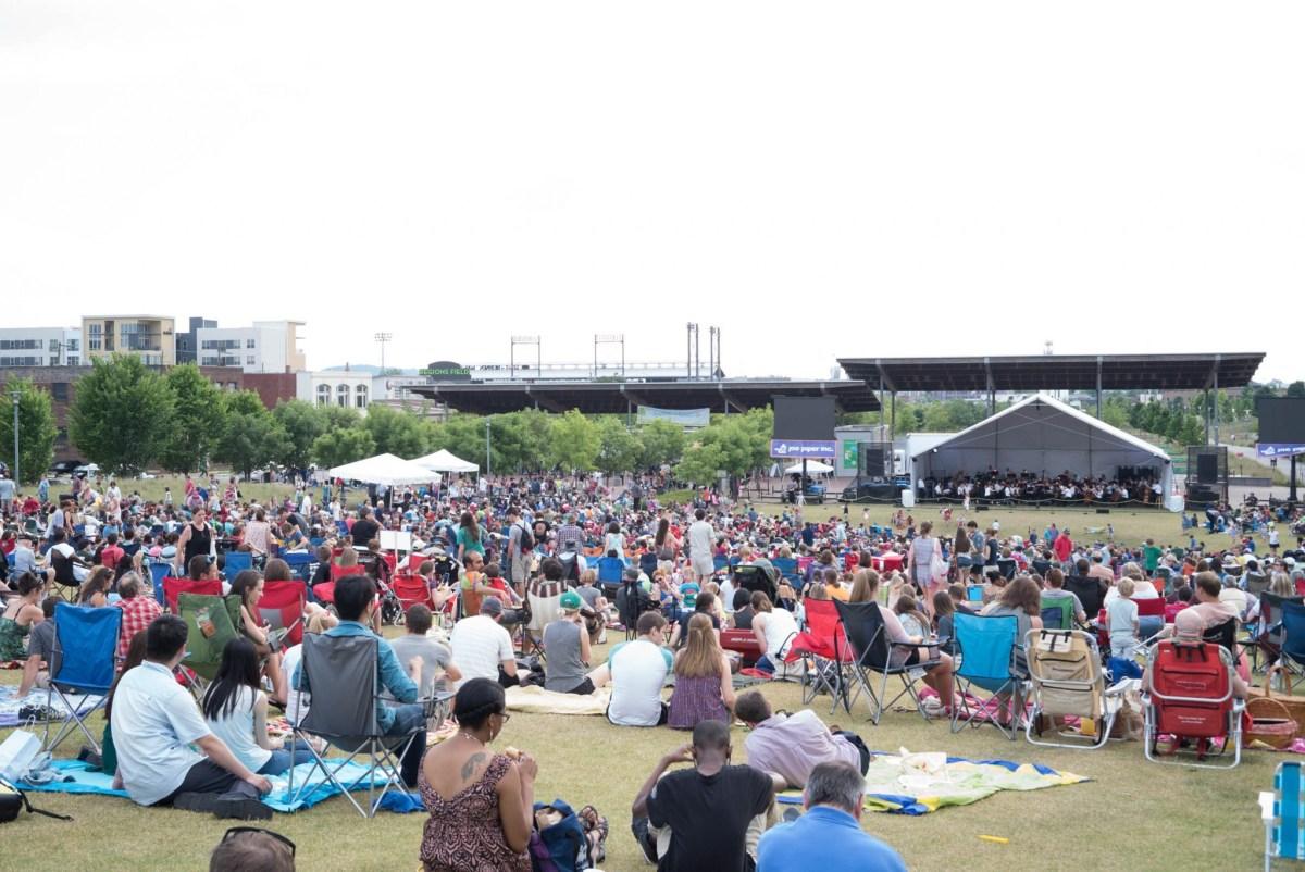 Birmingham, Symphony In the Summer, Alabama Symphony Orchestra, music, summer