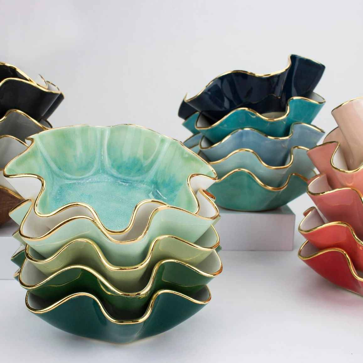 Birmingham, Susan Gordon Pottery, Susan Gordon, pottery, Etsy, ceramics, art