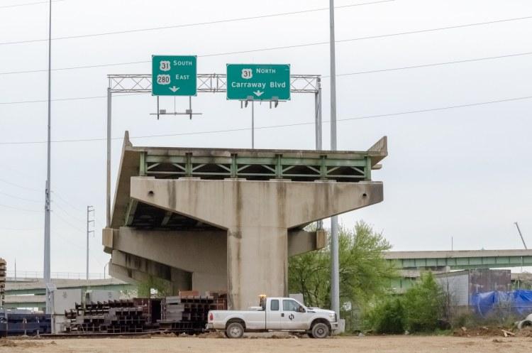 59/20 bridge construction.