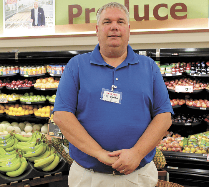 Steve Shelton is the CEO of Harvest Market, and one of the founders